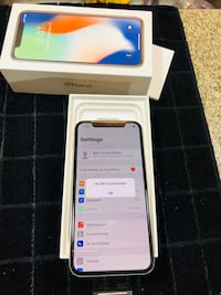 iPhone X 64gb unlocked Kennesaw, 30152