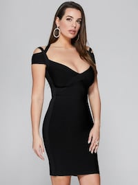 Marciano Donatella bandage dress Toronto, M8X 1C2