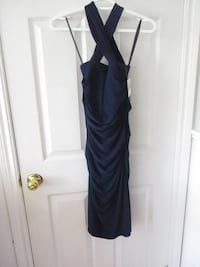 Never Been Worn Blue Party Dress Cambridge