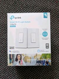 TP Link 3-way wifi smart light switch College Park, 20740