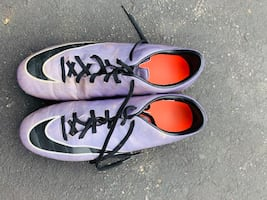 Soccer shoes, Nike