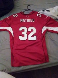 red and white # 23 jersey shirt Chandler, 85225