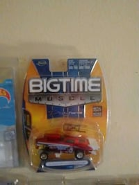 Bigtime muscle!! Highly collectible!!