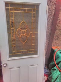 Front door. 80x32 reversible hinges Hamilton, L8H 4C4
