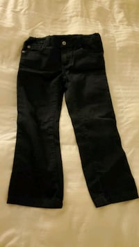 Boys 5T black Wrangler pants  Germantown, 20874
