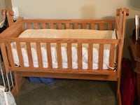 Wood cradle Kensington, 20895
