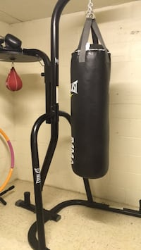 black and gray exercise equipment Springfield, 22152