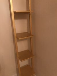 4 Gold Bookcases HERNDON