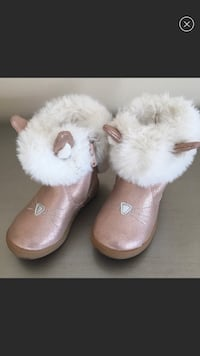 Girls Cat & Jack Bunny Boots Size 11 Sykesville, 21784
