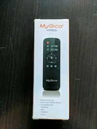 Wireless motion remote Android/Windows/Mac