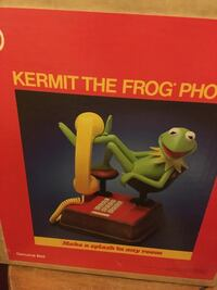 Kermit the frog phone Toms River, 08757