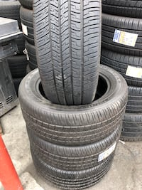 235/55/17 Goodyear set  Los Angeles, 90003