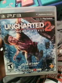 Uncharted 2 among thieves ps3 Kent, 98031