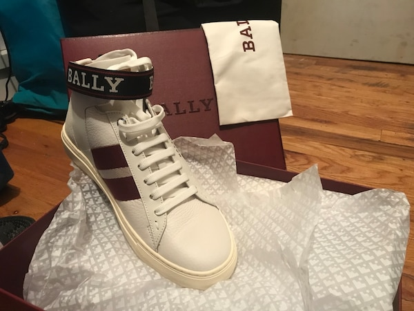 Used Bally Sneakers for sale in New York - letgo a6fc81941