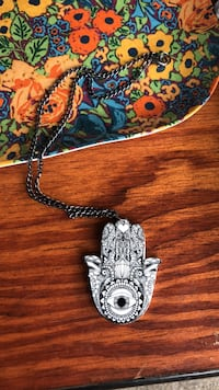 Hamsa Necklace  Louisville, 44641