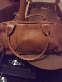 Kenneth Cole genuine leather bag