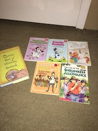 assorted story books collection Houma, 70360