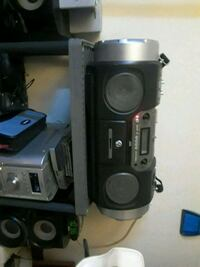 "Jvc""kaboom""125 watt portable sound system London, N5Y 4X1"