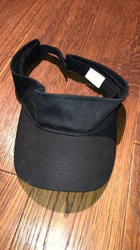 black and gray fitted cap Wilmot, N3A 2L1