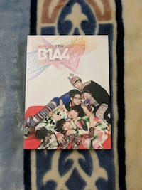 B1A4 2nd mini album Mississauga