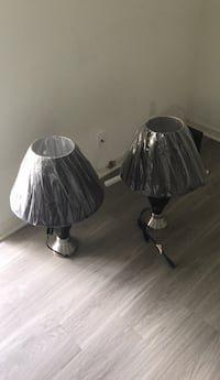 2 brand new table lamps Pembroke Pines, 33026
