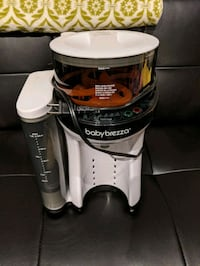 Baby brezza bottle maker-used for 6months, works great Cambridge