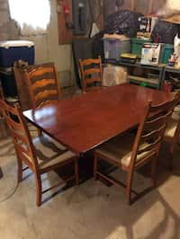 Used Older Dining Room Table For Sale In Saylorsburg Letgo