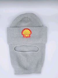 """""""Shell"""" gray cold weather mask Edcouch, 78538"""