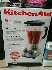 KITCHEN AID BLENDWR NEVER OPENED