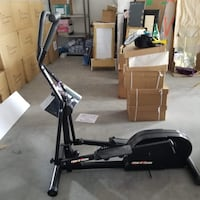 Elliptical - Guthy-Renker Powertrain Fitness Exerc Markham