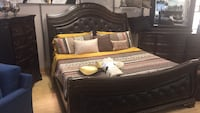 SLEEP LIKE A KING... OR QUEEN!!! MANSION-STYLE BED FRAME! Charleston, 29407
