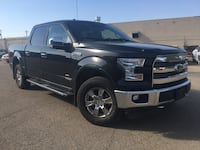 2015 Ford F150 Lariat - 1 OWNER/NO ACCIDENTS Edmonton