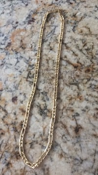 21 k gold pelted chain for man  Mississauga, L5R 3J2
