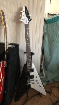 Galveston Flying V Electric Guitar