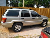 04 special edition grand Cherokee 4×4 Knoxville