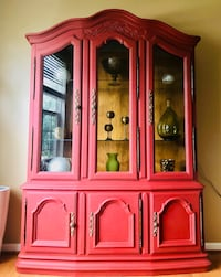 Drexel China cabinet  Gainesville, 20155