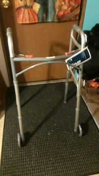 Drive walker with wheels (With Tag)