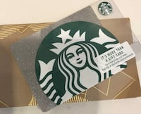 $30 Starbucks Gift Card  Middletown, 21769