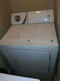 white front-load clothes dryer Augusta, 30904