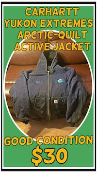 Carhartt Yukon Extremes® Arctic-Quilt Active Jacke Steilacoom, 98388