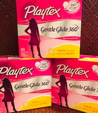 Brand new Gentle Glide 360/ 120 tampons Silver Spring, 20904