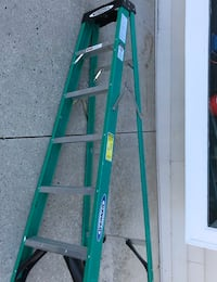 6 foot fiberglass stepladder Fallston, 21047