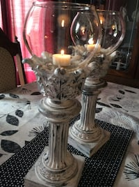 Two Candle holders $40 for both London