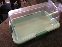**MOVING SALE** Cheese Storage Container Calgary, T3K 0H8
