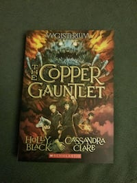 Magisterium - The Copper Gauntlet Toronto, M5J 3B1