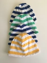 Hanna Andersson Baby Winter Hats - Size XS (3-12 months) Ashburn