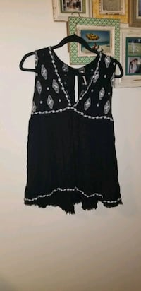 Free People: Baby Doll Style Top North Vancouver, V7L 1C6