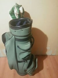 Golf bag + box with balls Mississauga, L5L 1G3