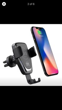 New wireless charger holder stand for wireless phone charging Toronto, M9L 2H8