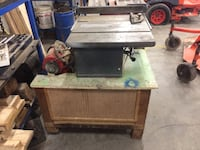 Beaver(Rockwell) j200 table saw